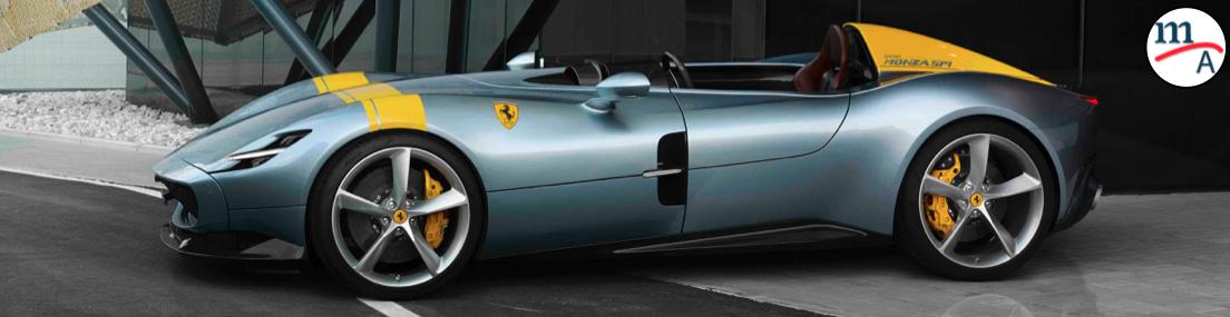 Ferrari ganó el Compasso D´Oro 2020