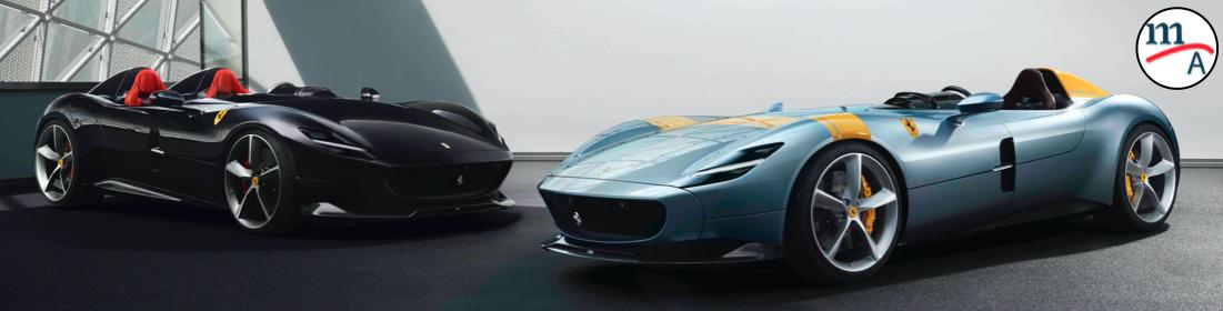 Galería: Ferrari Monza SP1 y SP2
