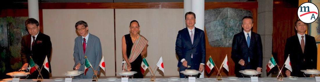 El CEO de Nissan se reúne con la embajadora mexicana en Japón