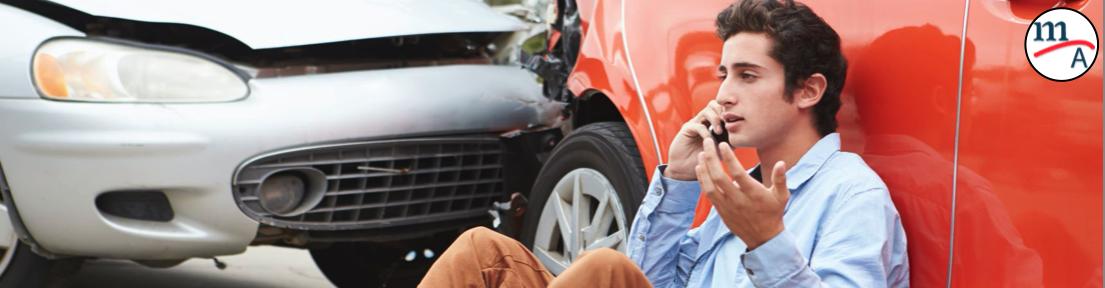 Qué hacer cuando se sufre un accidente vial