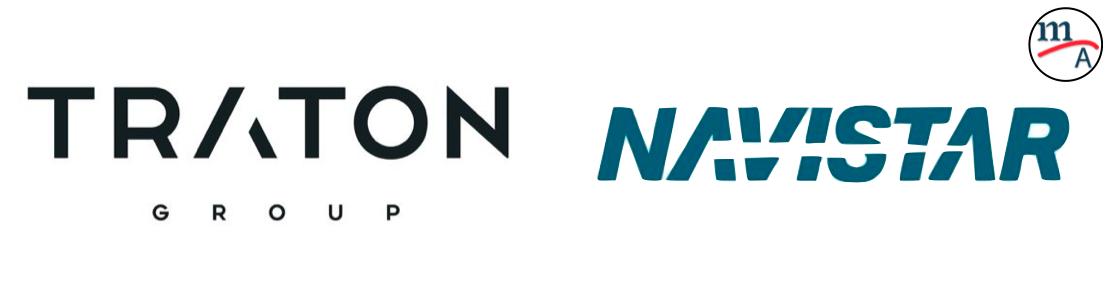 TRATON y Navistar llegaron a un acuerdo económico