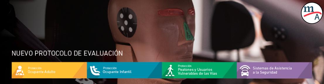 Latin NCAP anuncia nuevo Protocolo de Evaluación