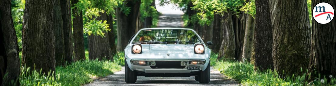 Galería: Lamborghini Urraco