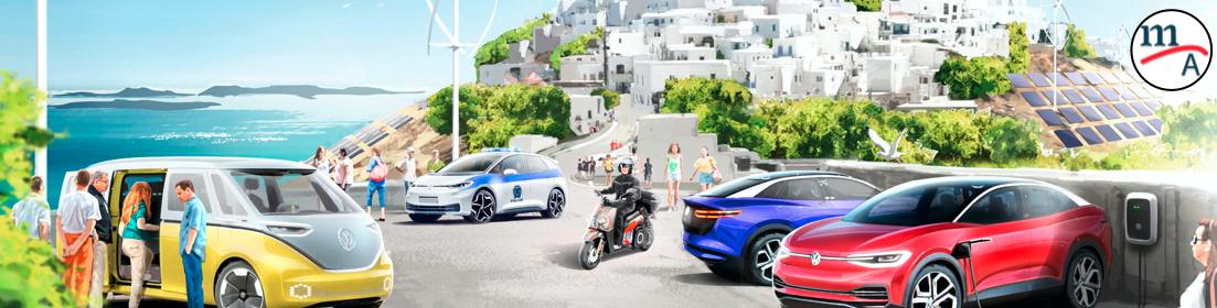 El Grupo Volkswagen y Grecia crearán una isla modelo de movilidad