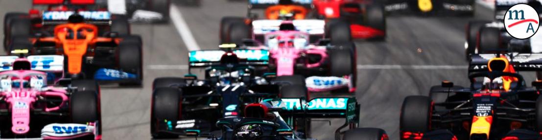 Calendario 2021 de la F1