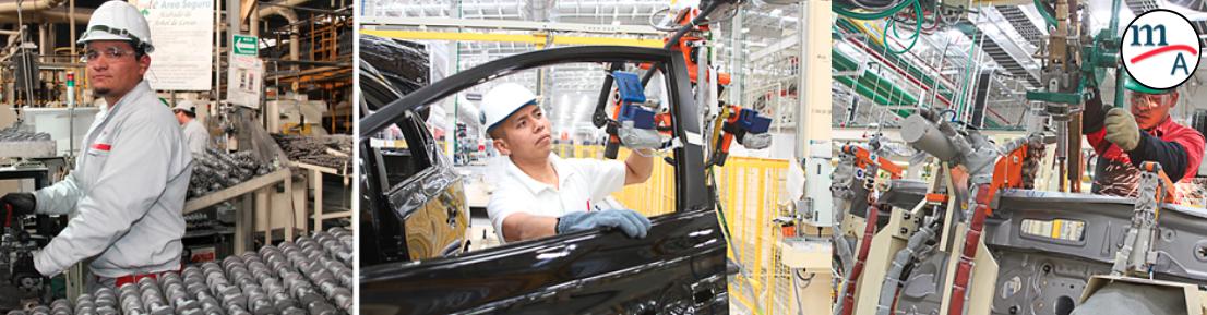 Nissan en el XVIII Congreso Internacional de la Industria Automotriz en México