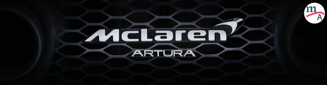 Artura nuevo superdeportivo híbrido de McLaren