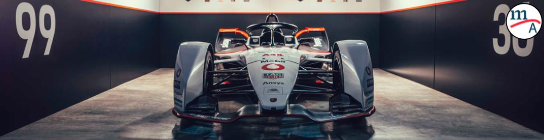 ¡El equipo Porsche de Fórmula E está listo para las últimas pruebas!
