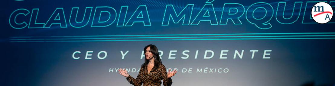 Claudia Márquez, un año de éxitos
