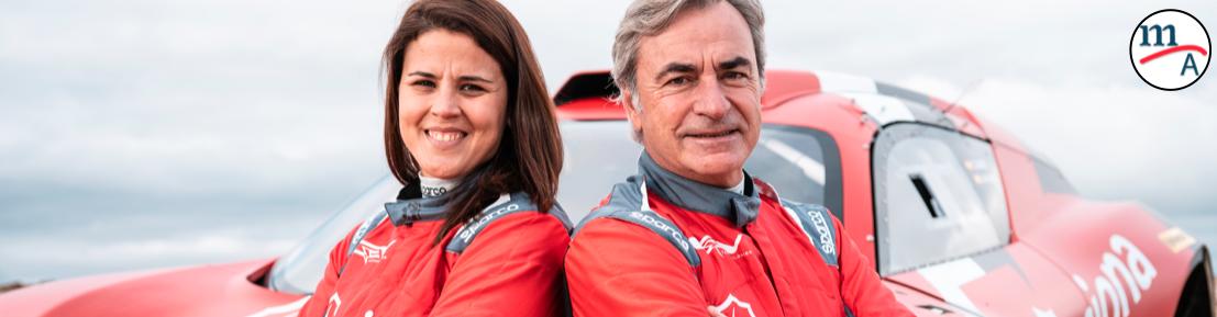 Carlos Sainz y Laia Sanz competirán en Extreme E