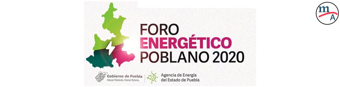 El Gobierno de Puebla promueve el desarrollo energético, sostenible y sustentable