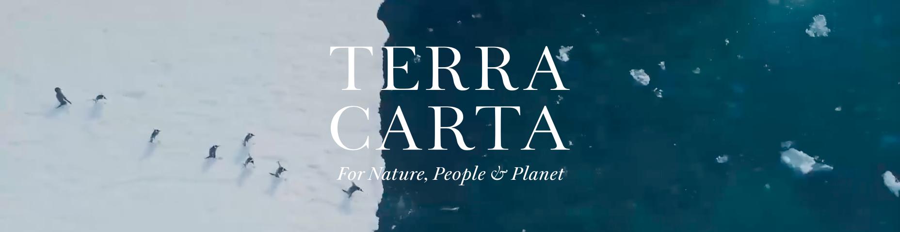 El Príncipe de Gales presentó 'Terra Carta'