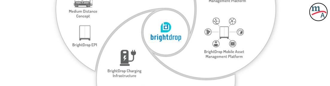 GM presenta BrightDrop