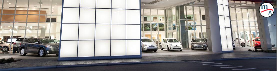 9.5 millones de autos vendidos por Toyota en el 2020