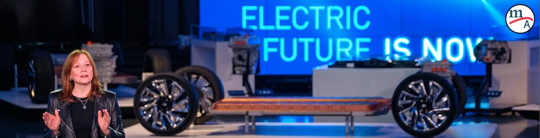 General Motors eliminará sus emisiones de carbono para el 2040