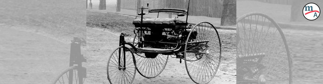 ¡Hoy cumple 135 años el automóvil!