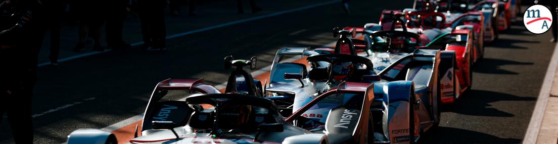 Calendario actualizado de Fórmula E