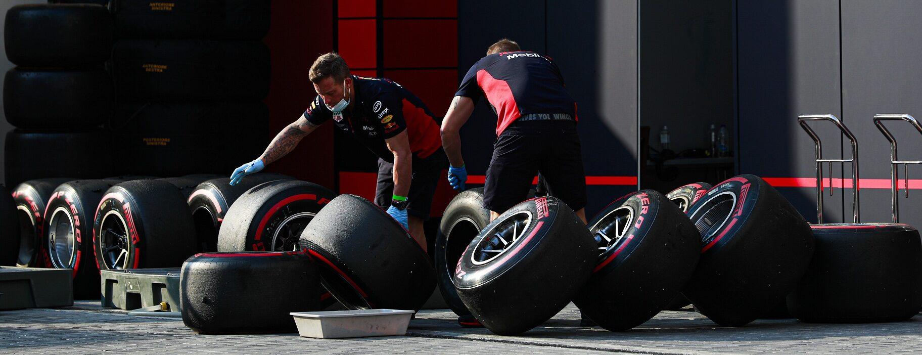 Estos son los neumáticos para la temporada 2021 de la F1