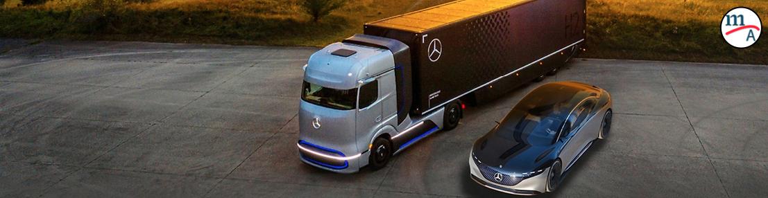 ¡Daimler se parte en dos!