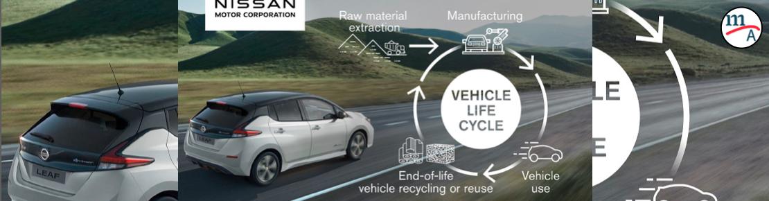 Carbono neutral para el 2050: Nissan