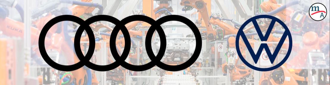 Volkswagen y Audi reactivan la producción