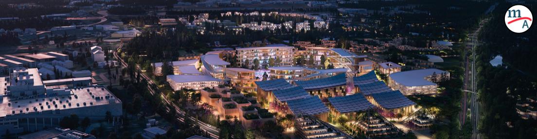 """Toyota inicia la construcción de """"Woven City"""""""