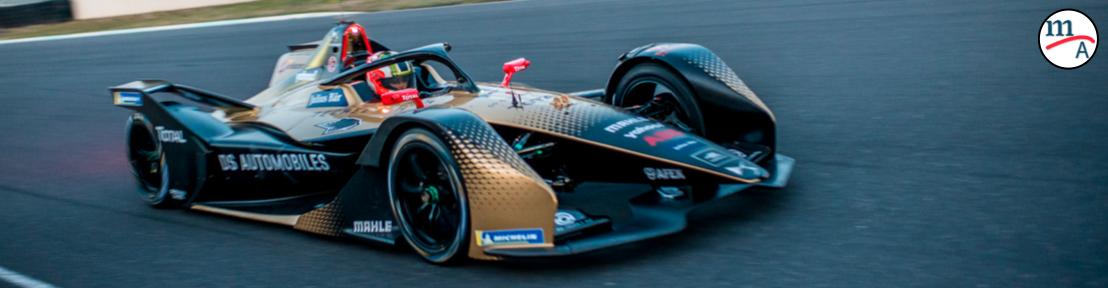DS TECHEETAH se dirige al inicio de la Fórmula E 2021