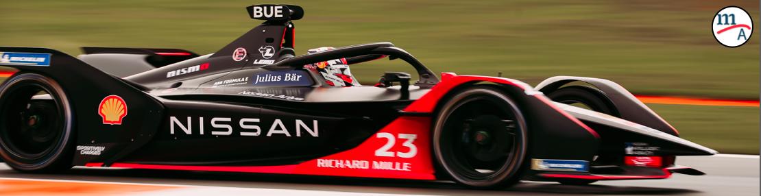 Nissan e.dams con fuerte impulso para iniciar la nueva temporada