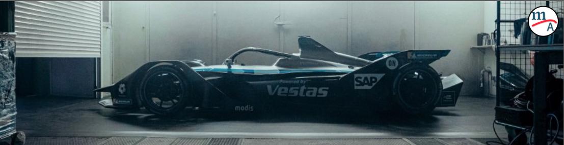 Mercedes en marcha para su segunda temporada de Fórmula E