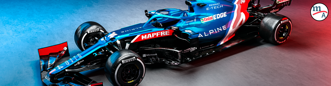 Se presenta Alpine F1 Team