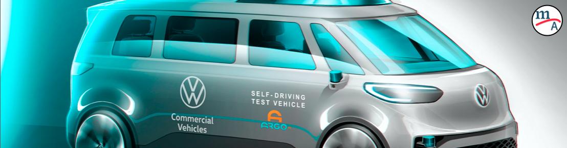 Volkswagen desarrolla robo-taxis y camionetas autónomas