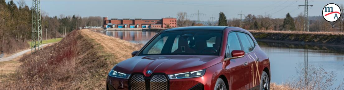 BMW fabricará autos con energía hidroeléctrica