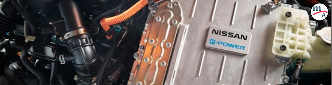 Nissan e-POWER alcanza un 50% de eficiencia térmica