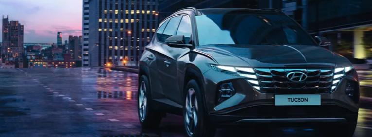 Llegó a México la nueva Hyundai Tucson 2022