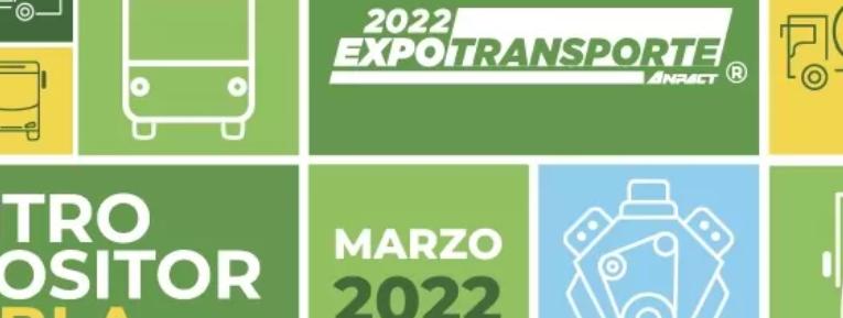 La Expo Transporte ANPACT será en Marzo del 2022