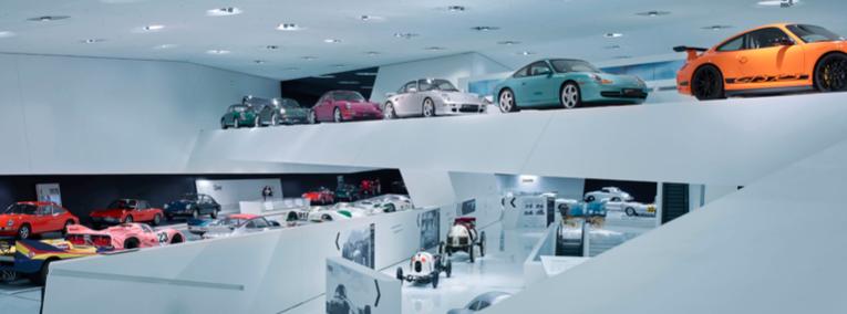 Galería: Museo Porsche