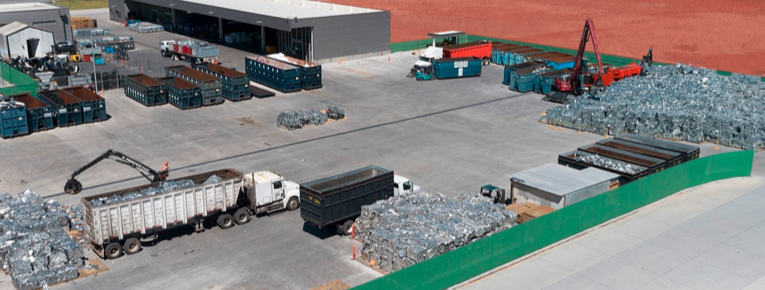 Audi México gestiona eficientemente sus residuos