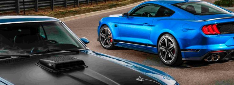 Galería: Mustang Mach 1 2021