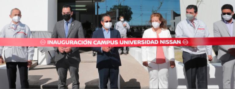 La Universidad Nissan estrena campus