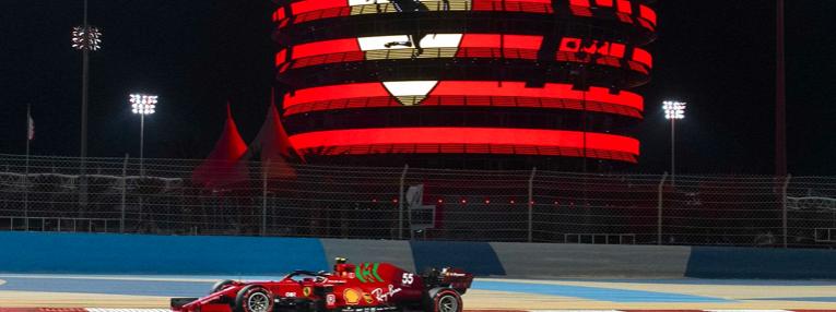 Señales de progreso: Ferrari