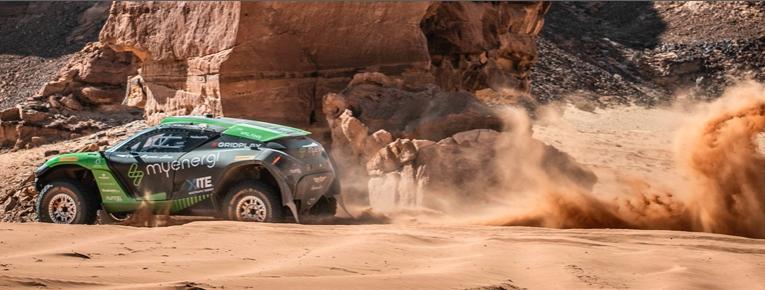 Galería: Desert XPrix 2021