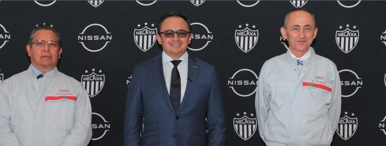 Nissan, nuevo patrocinador de Club Necaxa