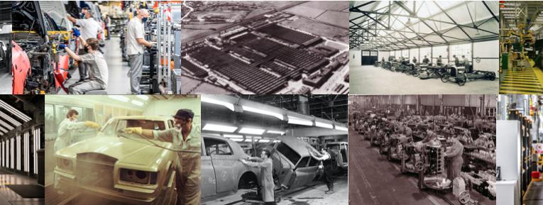 Galería : Bentley hito 200,000 unidades producidas