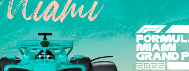 ¡Miami GP para el 2022!