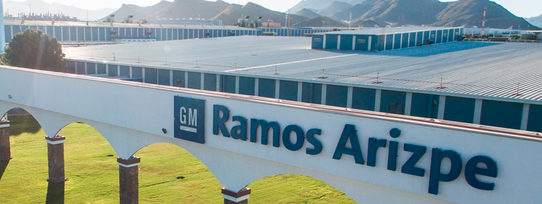 General Motors invierte 1000 millones de USD en Ramos Arizpe