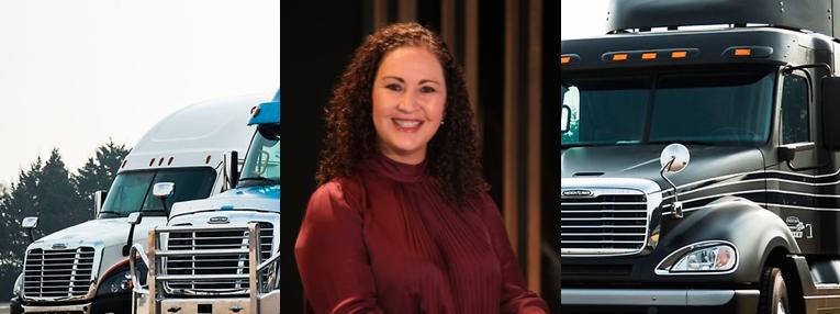 Marcela Barreiro, nueva Presidenta y CEO de Daimler Trucks México