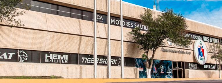 La Planta Motores Saltillo Norte de Stellantis celebra 40 años