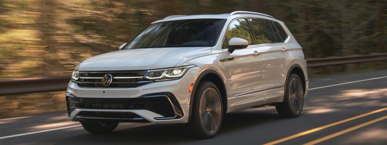Este es el nuevo y renovado Volkswagen Tiguan 2022