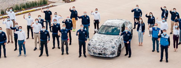 El nuevo BMW Serie 2 Coupé se producirá en San Luis Potosí