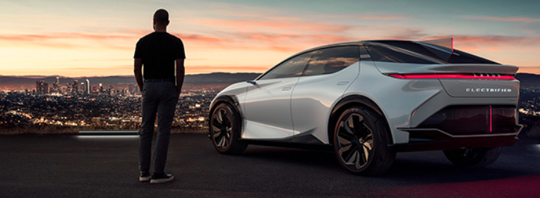 Lexus, ¡2 millones de autos electrificados vendidos!